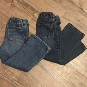 2-Pack Toddler Boys Bootcut Jeans